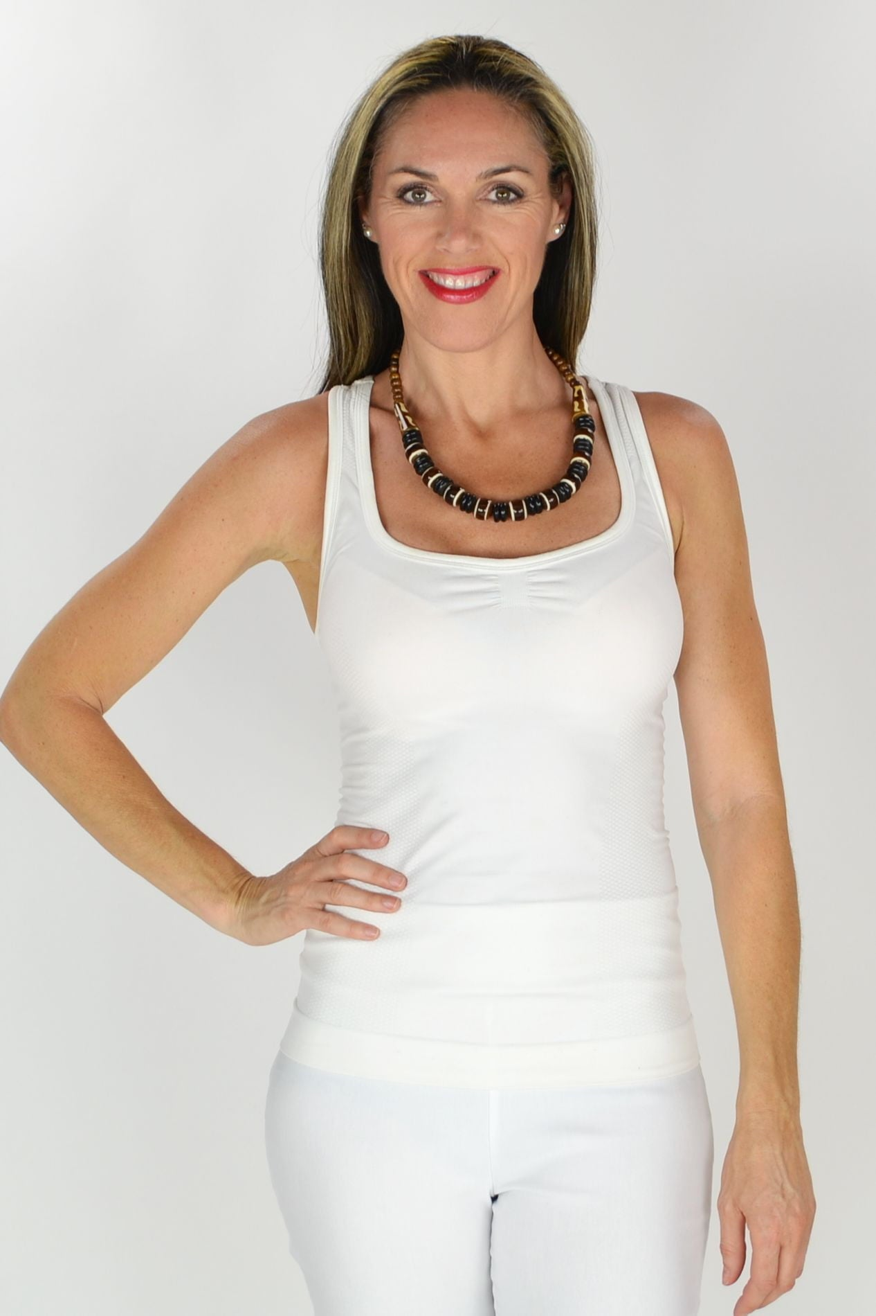 Single Layer Tribal Necklace | I Love Tunics | Tunic Tops | Tunic | Tunic Dresses  | womens clothing online