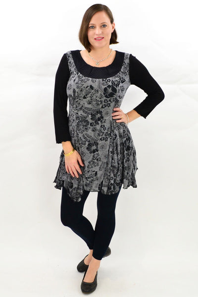 Madison Winter Tunic Dress