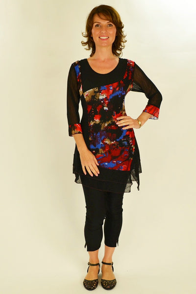 Autumn Tree Tunic