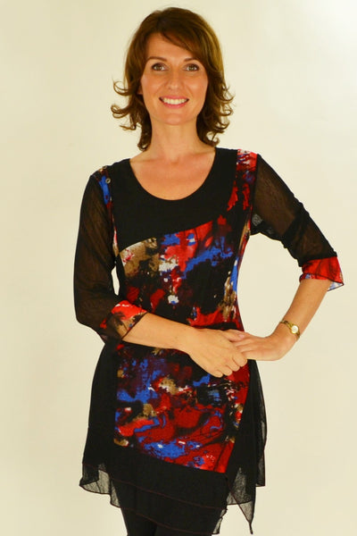 Autumn Tree Tunic - at I Love Tunics @ www.ilovetunics.com = Number One! Tunics Destination