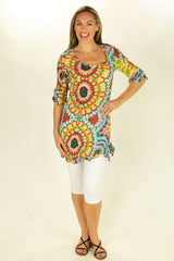 Honeycomb Tunic - at I Love Tunics @ www.ilovetunics.com = Number One! Tunics Destination