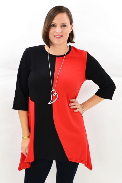 Ella Winter Tunic Top
