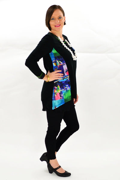 Julie Tunic Top - at I Love Tunics @ www.ilovetunics.com = Number One! Tunics Destination