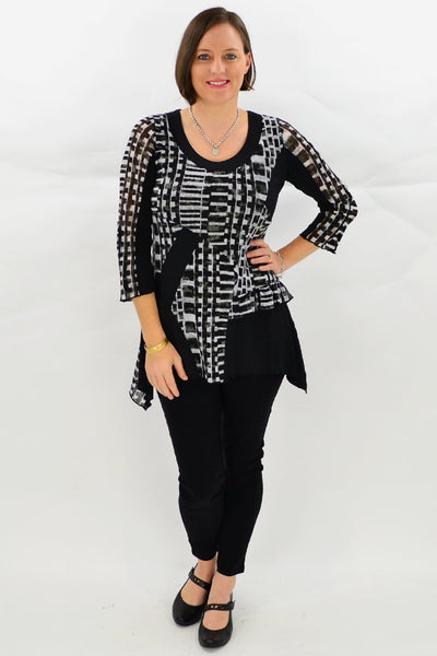 Hattie Tunic Top