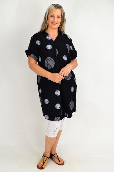 Patricias Button Up Tunic