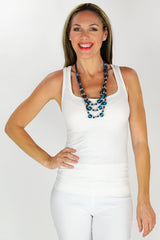 Ocean Necklace - at I Love Tunics @ www.ilovetunics.com = Number One! Tunics Destination