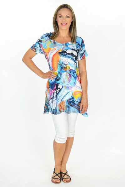 Great Barrier Reef Tunic