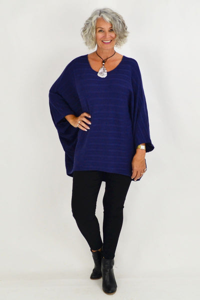 Black Vivian Tunic Top