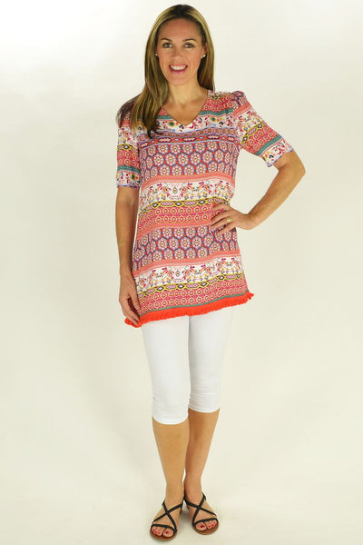 Relaxed Rhonda Tunic