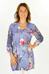 Magnolia Tunic - at I Love Tunics @ www.ilovetunics.com = Number One! Tunics Destination
