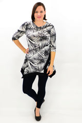 White Safari Tunic Top | I Love Tunics | Tunic Tops | Tunic | Tunic Dresses  | womens clothing online