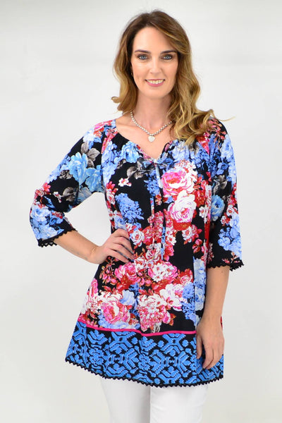 Faith Tunic Top