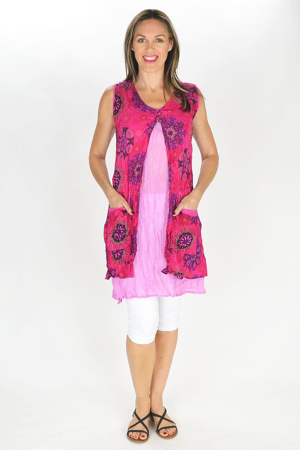 Anne-Louise Tunic - at I Love Tunics @ www.ilovetunics.com = Number One! Tunics Destination