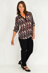 Everyday V neck Tunic Top | I Love Tunics | Tunic Tops | Tunic | Tunic Dresses  | womens clothing online