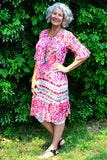 Maui Pink Tunic Dress | I Love Tunics | Tunic Tops | Tunic | Tunic Dresses  | womens clothing online