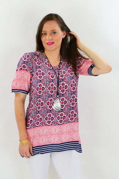 Anika Tunic Top | I Love Tunics | Tunic Tops | Tunic | Tunic Dresses  | womens clothing online