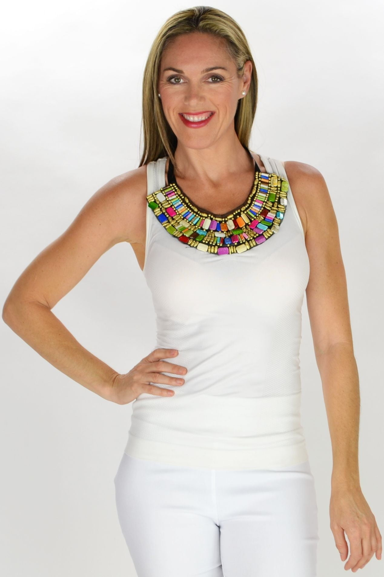 The Empress  Necklace | I Love Tunics | Tunic Tops | Tunic | Tunic Dresses  | womens clothing online