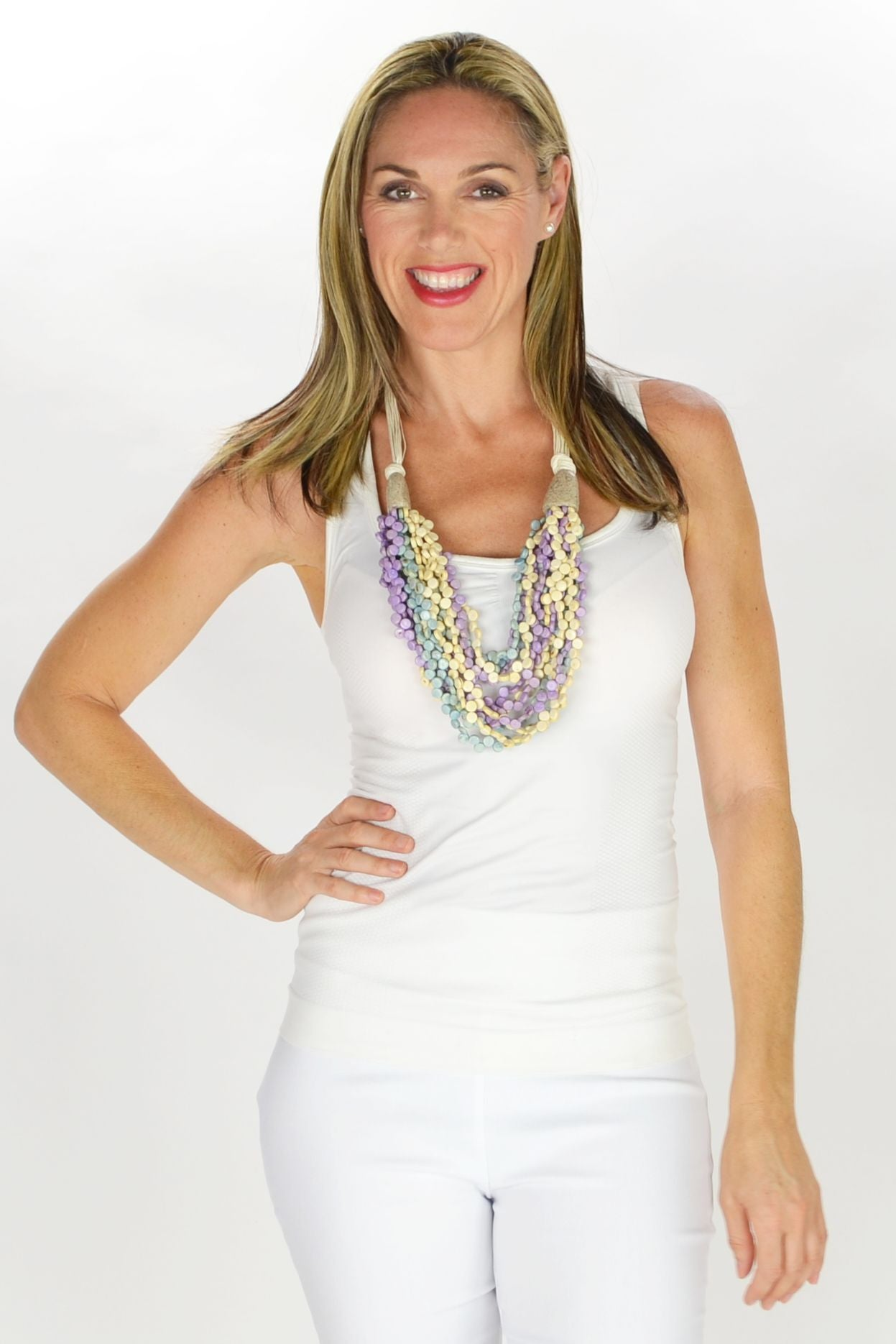 Bali Necklace - at I Love Tunics @ www.ilovetunics.com = Number One! Tunics Destination