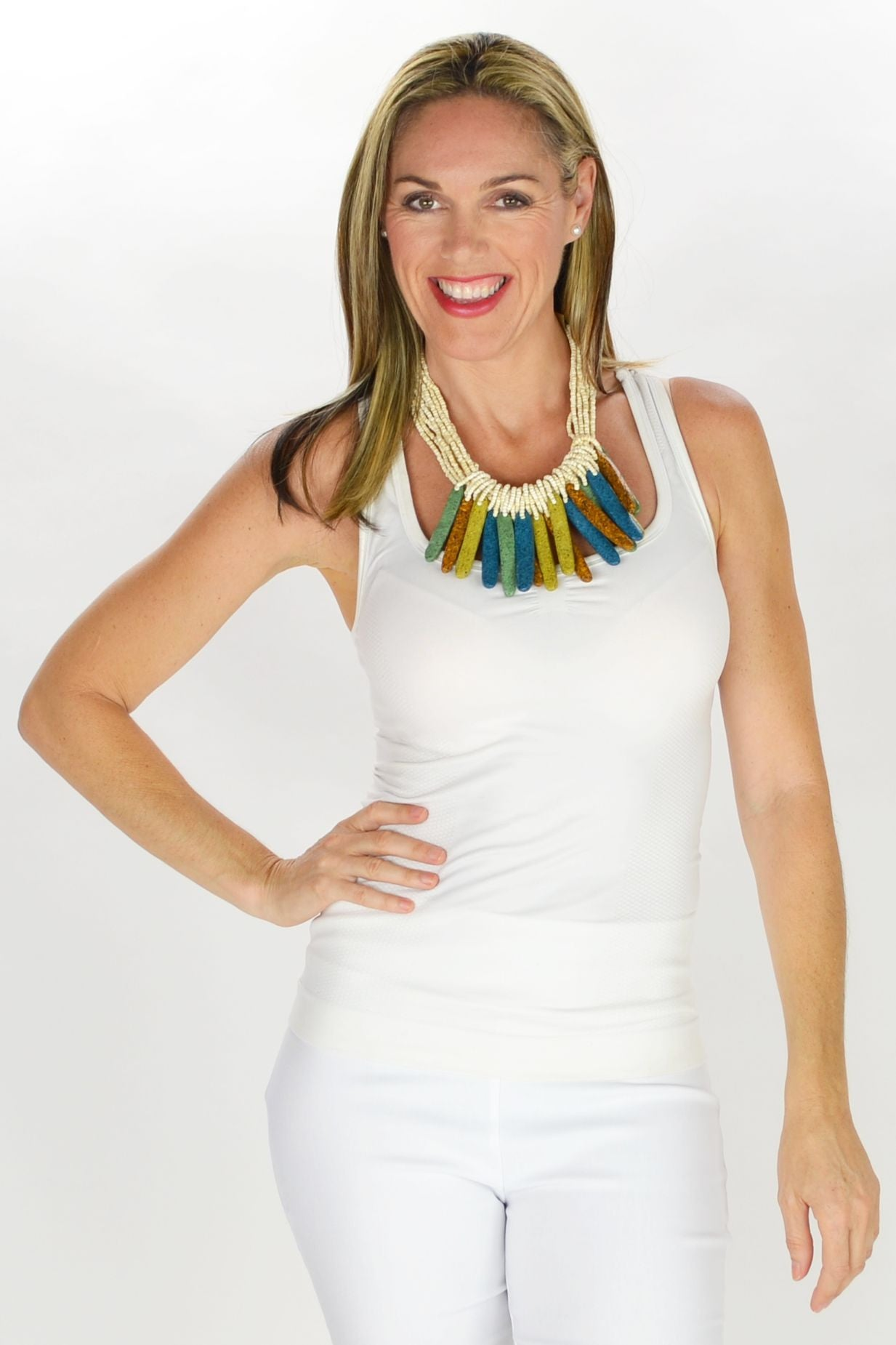 Naturescast Necklace - at I Love Tunics @ www.ilovetunics.com = Number One! Tunics Destination