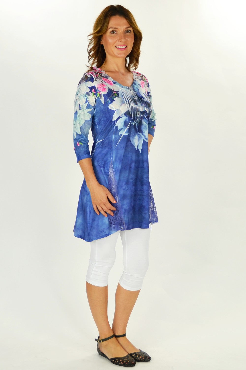 Cardinal Bird Tunic | I Love Tunics | Tunic Tops | Tunic | Tunic Dresses  | womens clothing online