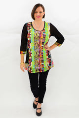 Anya Tunic Top | I Love Tunics | Tunic Tops | Tunic Dresses | Women's Tops | Plus Size Australia | Mature Fashion