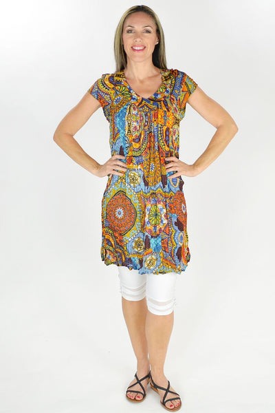 Andrea Tunic - at I Love Tunics @ www.ilovetunics.com = Number One! Tunics Destination