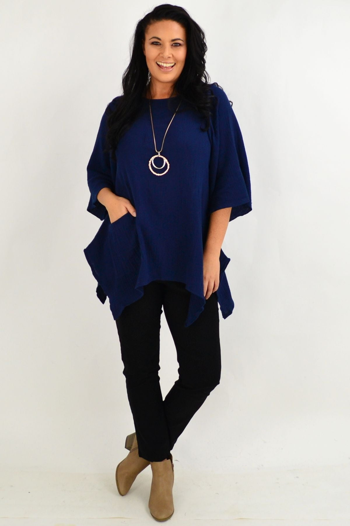 Sara Tunic - at I Love Tunics @ www.ilovetunics.com = Number One! Tunics Destination