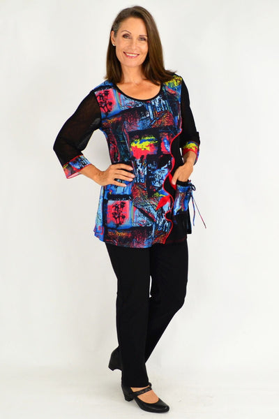 Central Park Tunic Top