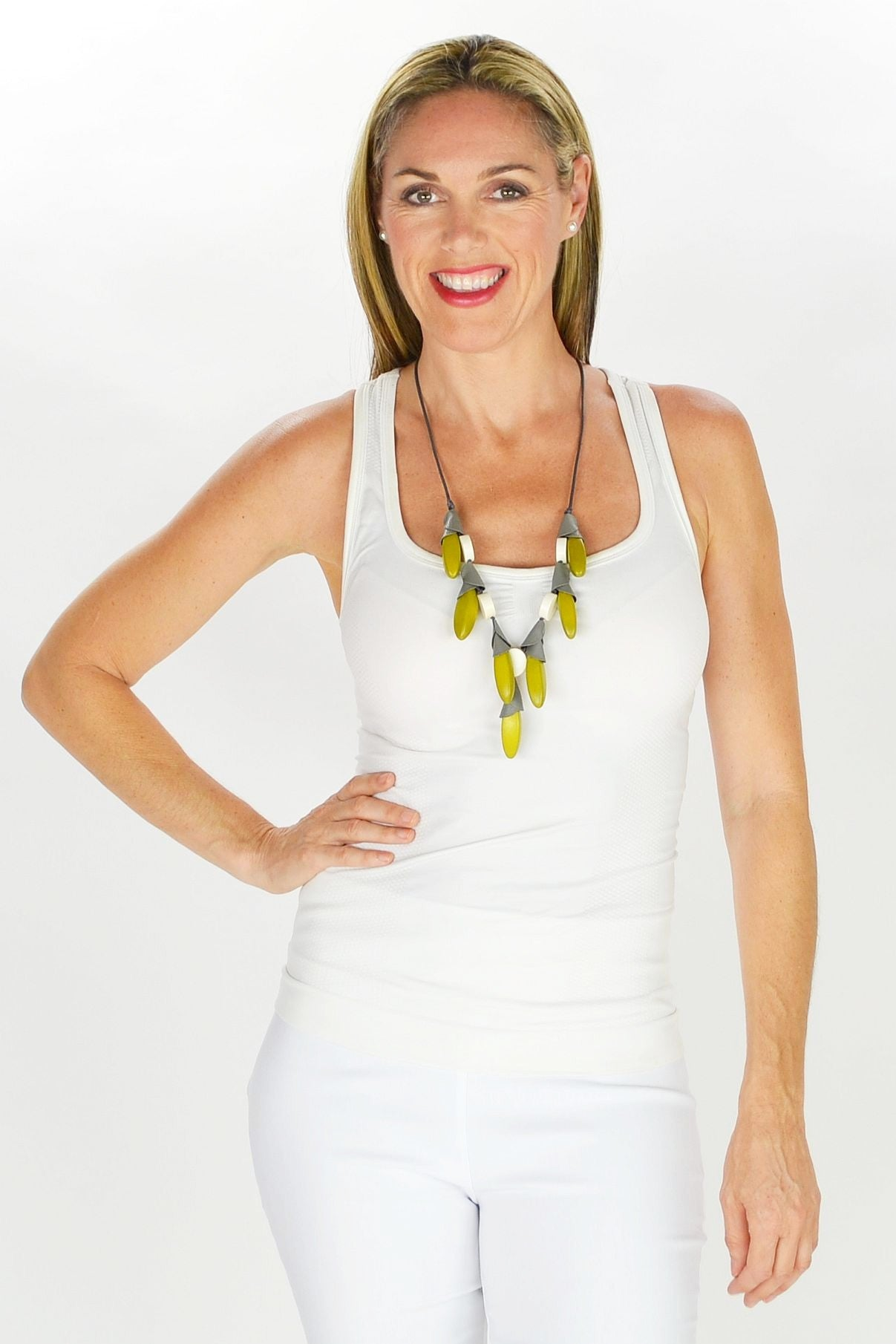 Beanstalk Necklace | I Love Tunics | Tunic Tops | Tunic | Tunic Dresses  | womens clothing online