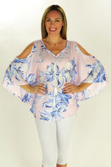 Soft Pink Victoria Tunic | I Love Tunics | Tunic Tops | Tunic | Tunic Dresses  | womens clothing online