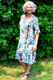 Maui Multicolour Tunic Dress | I Love Tunics | Tunic Tops | Tunic | Tunic Dresses  | womens clothing online