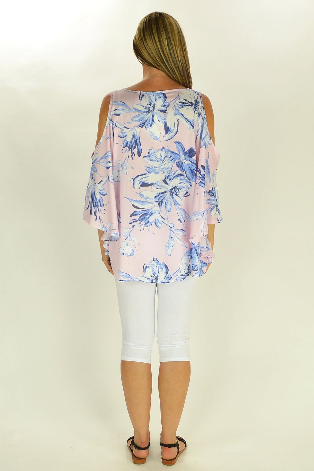 Soft Pink Victoria Tunic - at I Love Tunics @ www.ilovetunics.com = Number One! Tunics Destination
