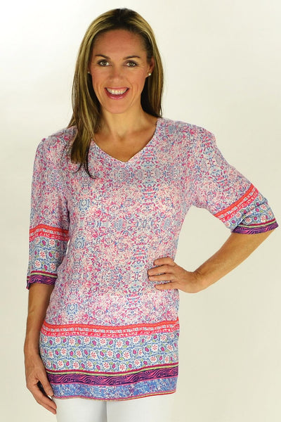 Molly Anne Tunic - at I Love Tunics @ www.ilovetunics.com = Number One! Tunics Destination