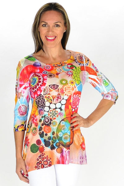 Nadine Tunic | I Love Tunics | Tunic Tops | Tunic | Tunic Dresses  | womens clothing online