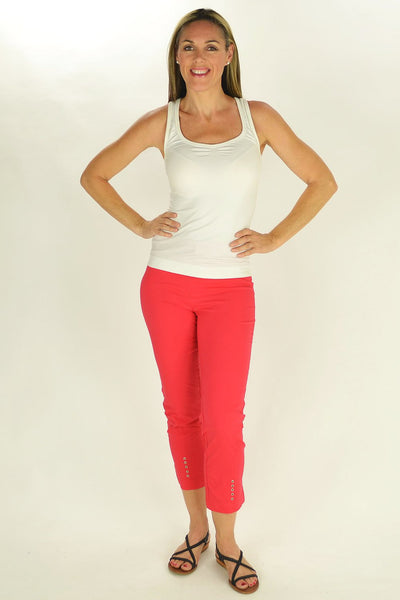 Clarity Coral Pants | I Love Tunics | Tunic Tops | Tunic | Tunic Dresses  | womens clothing online