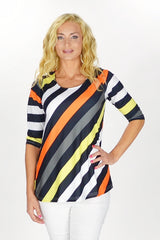 Laura Line Tunic - at I Love Tunics @ www.ilovetunics.com = Number One! Tunics Destination
