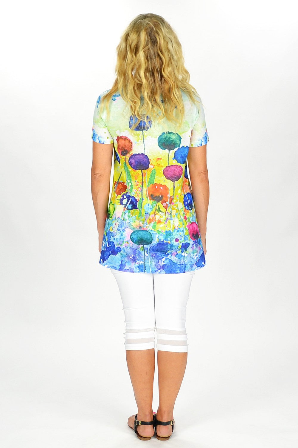 Penny Poppy Tunic - at I Love Tunics @ www.ilovetunics.com = Number One! Tunics Destination