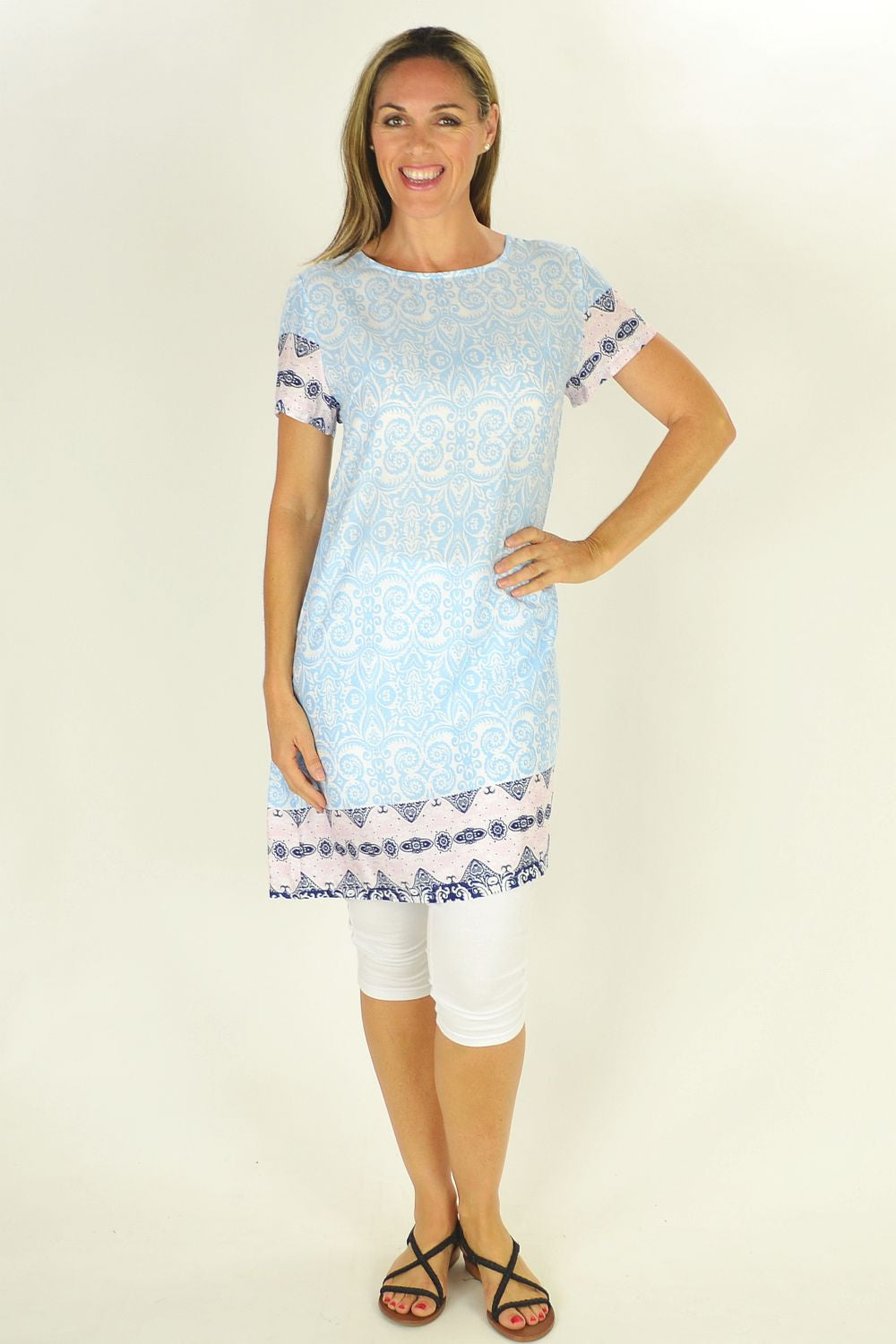 Melissa Tunic - at I Love Tunics @ www.ilovetunics.com = Number One! Tunics Destination