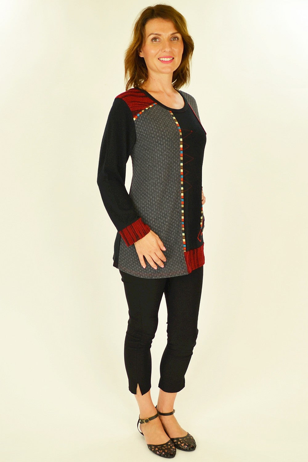Winston Tunic - at I Love Tunics @ www.ilovetunics.com = Number One! Tunics Destination