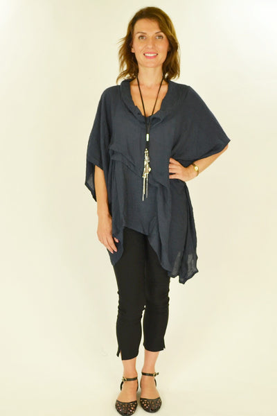 Relaxed Rebecca Tunic