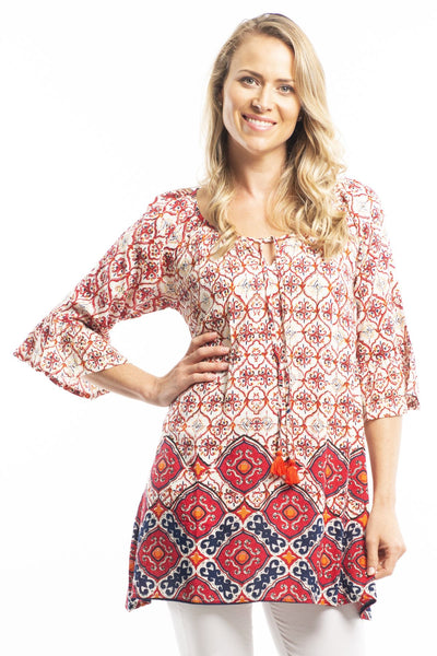 Short Desert Sun Tunic Top | I Love Tunics | Tunic Tops | Tunic | Tunic Dresses  | womens clothing online
