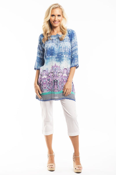 Andaman Tunic Top