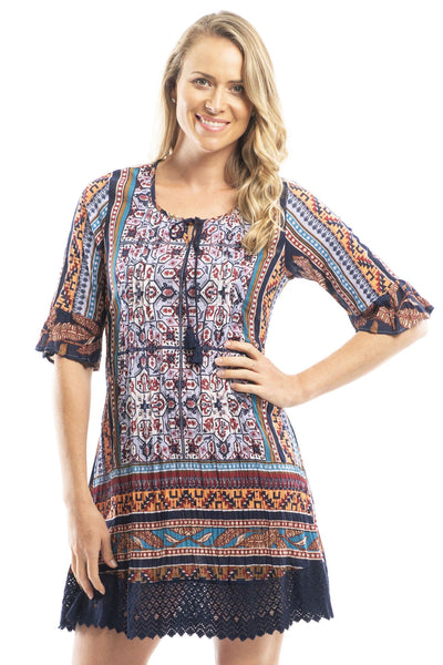 asymmetrical tunic tops at I Love Tunics