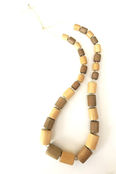 Long Wooden Bead Necklace | I Love Tunics | Tunic Tops | Tunic | Tunic Dresses  | womens clothing online