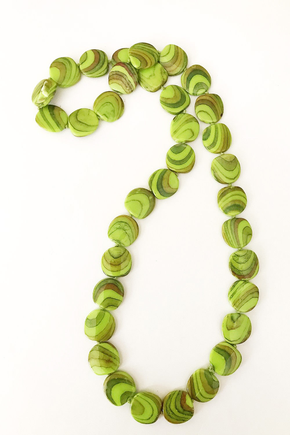 Green Gloria Necklace