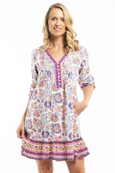 Orientique Elia Tunic Top | I Love Tunics | Tunic Tops | Tunic | Tunic Dresses  | womens clothing online