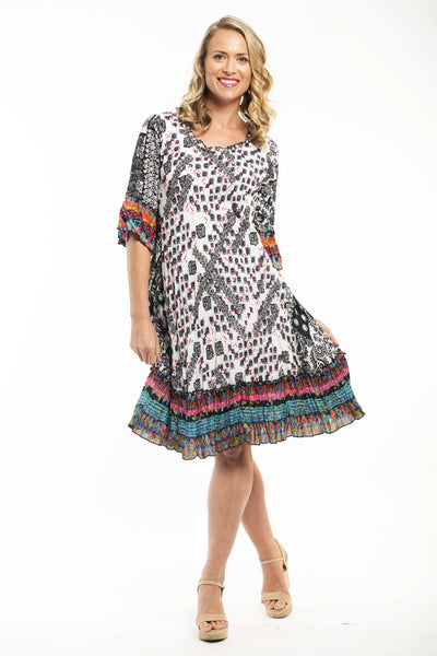 Orientique Petani Tunic Dress