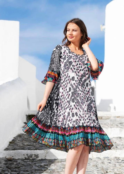 Orientique Petani Tunic Dress | I Love Tunics | Tunic Tops | Tunic | Tunic Dresses  | womens clothing online