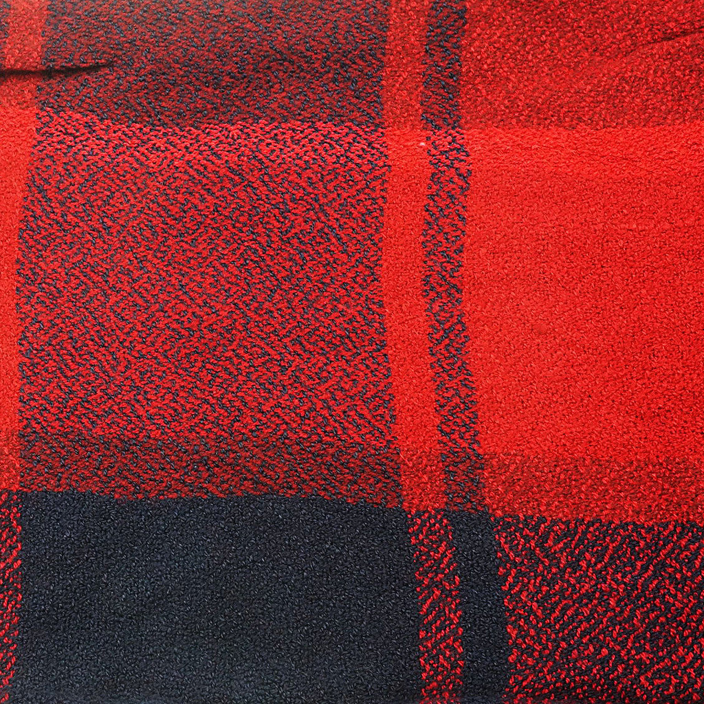 Red Black Checks Scarf - at I Love Tunics @ www.ilovetunics.com = Number One! Tunics Destination