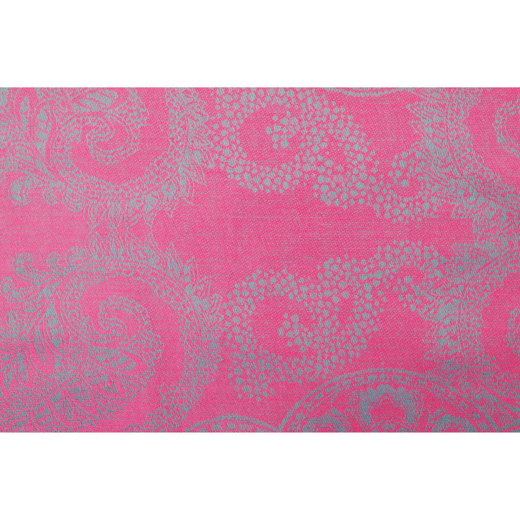 Pink Grey Pashmina Scarf - at I Love Tunics @ www.ilovetunics.com = Number One! Tunics Destination